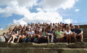 Die Reisegruppe Rom 2016