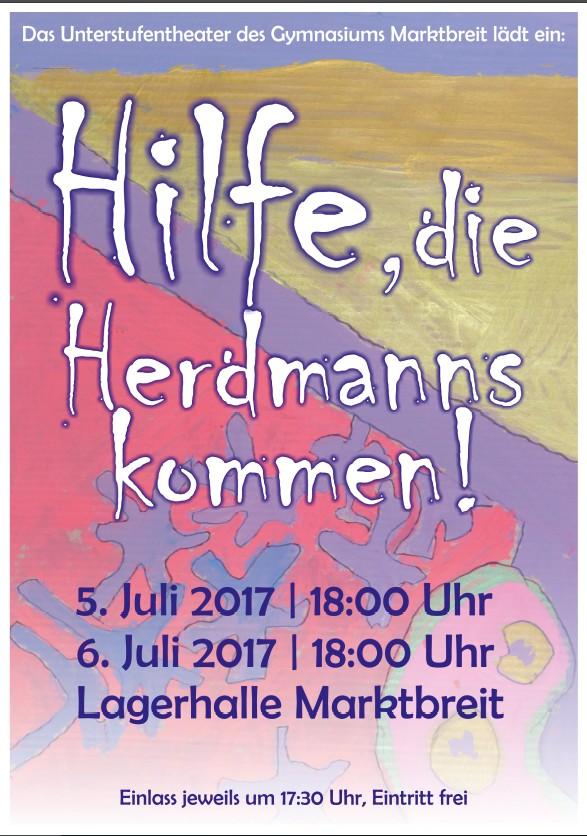 Plakat Herdmanns